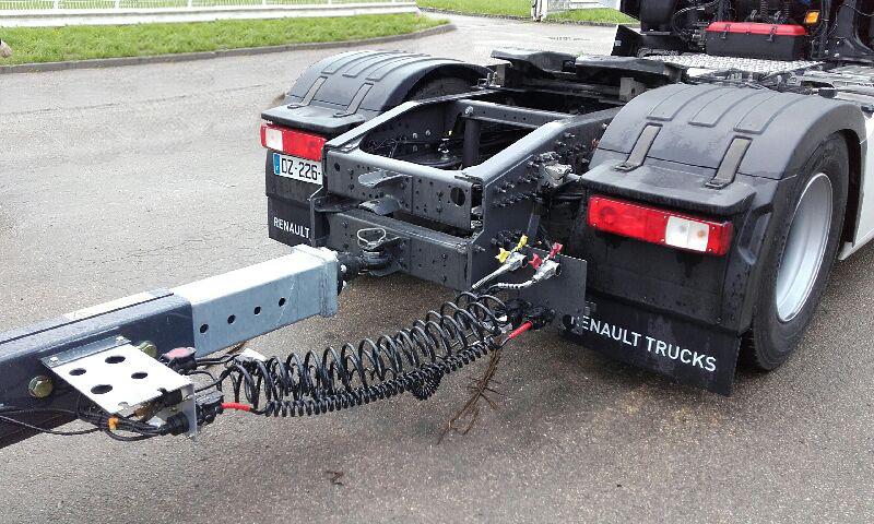 Traction de remorques - crochets d'attelage pour traction remorques